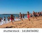 quarteira  portugal  1st...   Shutterstock . vector #1618656082
