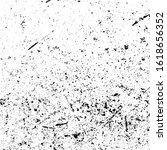 vector grunge texture. black...   Shutterstock .eps vector #1618656352