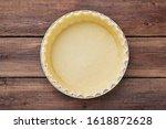 Homemade  pie preparation ...
