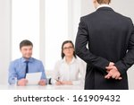 close up of man back with... | Shutterstock . vector #161909432