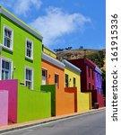 Colorful Houses Of Bo Kaap ...