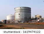 Fuel Storage Tanks For Esso At...