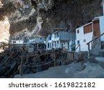Cueva De Candelaria  Pirate...