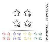 star  plus  remove  minus sign...