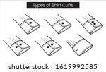 Types Of Men Shirt Cuffs