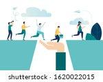 vector illustration aimed at... | Shutterstock .eps vector #1620022015