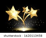 hollywood  movie party gold... | Shutterstock .eps vector #1620113458