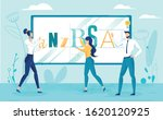 man and women designers team... | Shutterstock .eps vector #1620120925