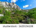 Calanque National Park In The...