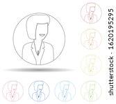 avatar of businesswoman in...
