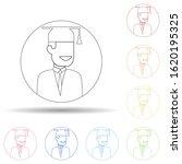 avatar of student in multi...