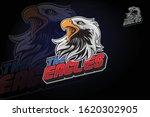 the eagle vector logo... | Shutterstock .eps vector #1620302905