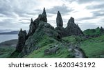 The old man of storr is a...
