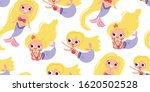 seamless pattern with cute... | Shutterstock .eps vector #1620502528