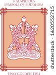 ashtamangala  8 auspicious...   Shutterstock .eps vector #1620552715