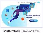 big data technology for... | Shutterstock .eps vector #1620641248