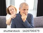 elderly couple having... | Shutterstock . vector #1620700375
