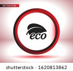 ecology icon. vector eps 10.... | Shutterstock .eps vector #1620813862