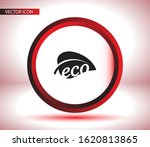 ecology icon. vector eps 10.... | Shutterstock .eps vector #1620813865