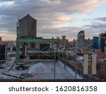 New york city rooftops are...