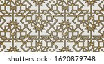 pattern with with golden...   Shutterstock .eps vector #1620879748