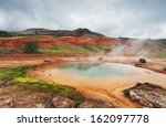Geothermal Hot Water At The...