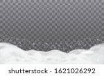 soap foam in the bathroom with... | Shutterstock .eps vector #1621026292