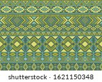 indonesian pattern tribal... | Shutterstock .eps vector #1621150348