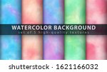 Watercolor Background Texture...