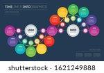 presentation or infographics...   Shutterstock .eps vector #1621249888