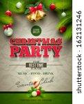 Vector Christmas Party Design...