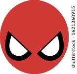 white background vector red and ... | Shutterstock .eps vector #1621360915