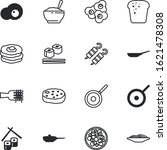 Meal Vector Icon Set Such As ...