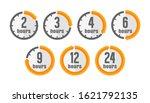 timer  clock vector color icon...   Shutterstock .eps vector #1621792135