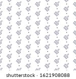 outline airplane icon pattern...   Shutterstock .eps vector #1621908088