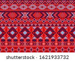 boho pattern tribal ethnic... | Shutterstock .eps vector #1621933732