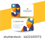 color full abstract business... | Shutterstock .eps vector #1622105572