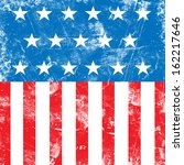 usa style background | Shutterstock . vector #162217646