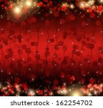 abstract christmas background    Shutterstock . vector #162254702