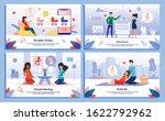 friends relations in pregnancy  ...   Shutterstock .eps vector #1622792962