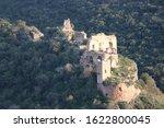 monfort castle park goren in golan