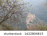 monfort castle in golan parks