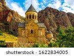 Armenian Mountain Stone Church...