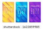 set of sale illustrations with... | Shutterstock .eps vector #1622859985