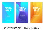 set of sale banners  special... | Shutterstock .eps vector #1622860372