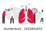 respiratory medicine ... | Shutterstock .eps vector #1622862652