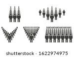 set of people icons in trendy...   Shutterstock .eps vector #1622974975