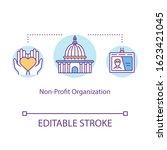 Non Profit Organization Concept ...