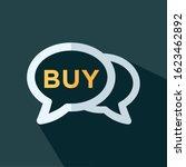 buy tag label flat vector icon  ...
