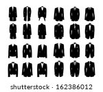 fancy outfit | Shutterstock . vector #162386012